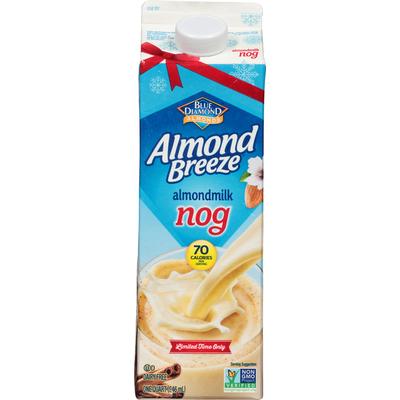 Almond Breeze Nog, Almondmilk
