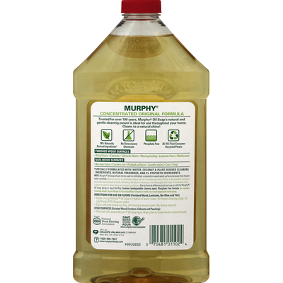 Murphy Wood Cleaner Concentrated Original 32 Fl Oz Instacart