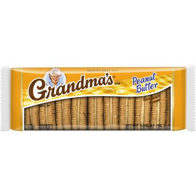 Grandma's Cookies, Pnutbtr Creme/Chip Grndma
