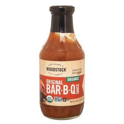 WOODSTOCK Organic Original BBQ Sauce