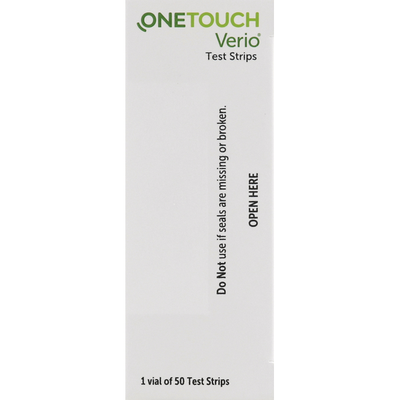OneTouch Test Strips