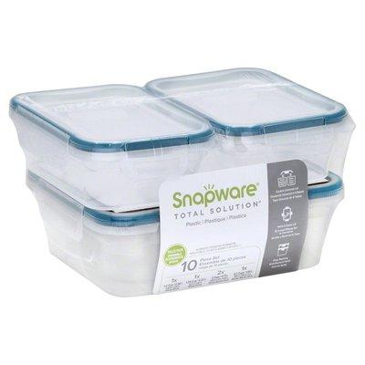 Snapware Food Storage, Plastic, Value Pack