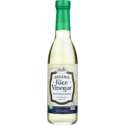 Sprouts Organic Rice Vinegar