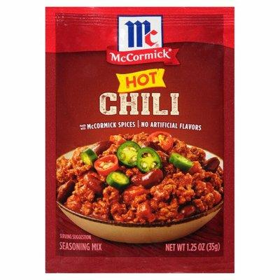 McCormick®  Hot Chili Seasoning Mix