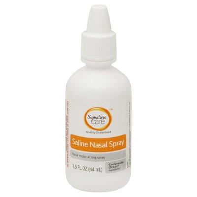 Signature Nasal Spray, Saline