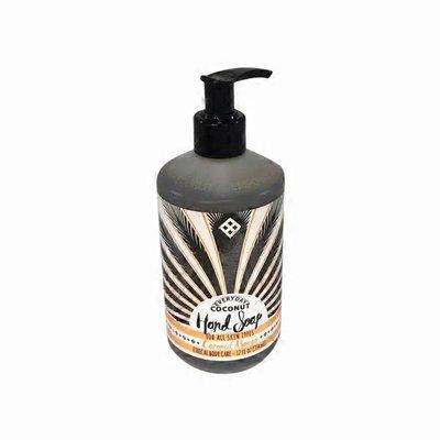 Alaffia Everyday Coconut & Moringa Hand Soap, Coconut Mango