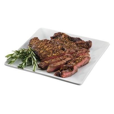 The Butcher Shop 100% Grass Fed Boneless Chuck Steak, Package