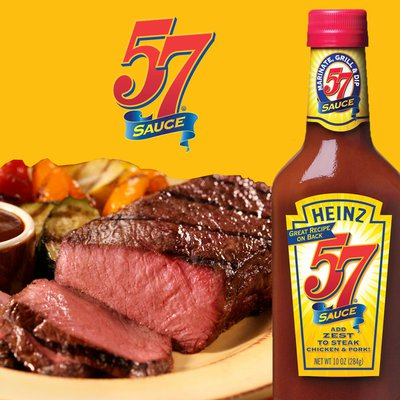 Heinz 57 Sauce