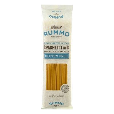 Rummo Spaghetti, No. 3