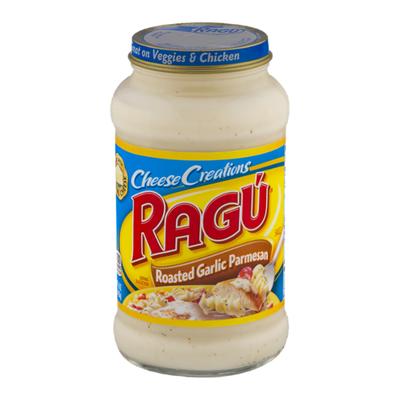 Ragu Roasted Garlic Parmesan Sauce