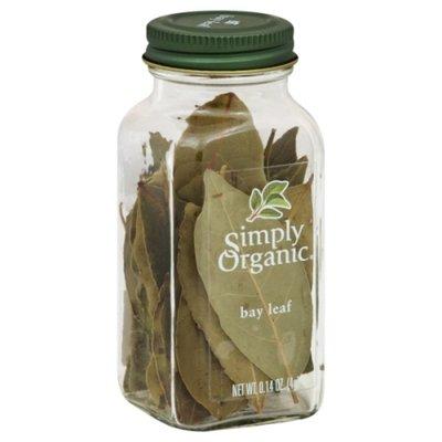 Simply Organic Bay Leaf