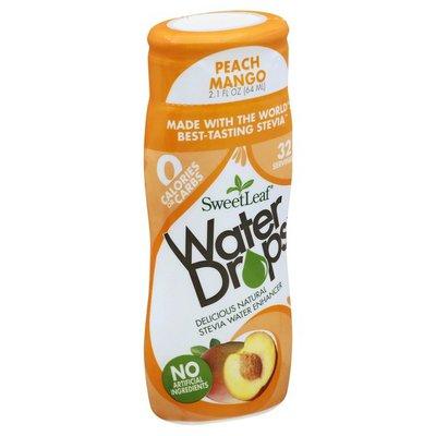 Sweet Leaf Tea Co Water Enhancer, Stevia, Peach Mango