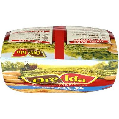 Ore-Ida Golden Crinkles French Fries Fried Frozen Potatoes