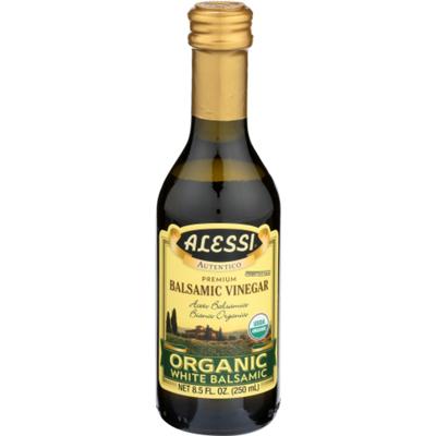 Alessi Organic White Balsamic Vinegar