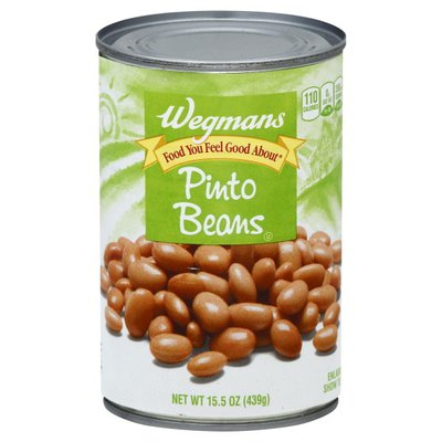 Wegmans Food You Feel Good About Pinto Beans