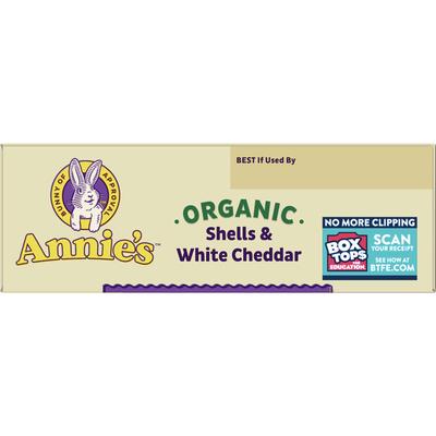 Annie's Organic Shells & White Cheddar Macaroni and Cheese
