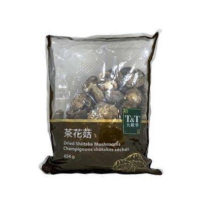 T&T Dried Shiitake Mushroom