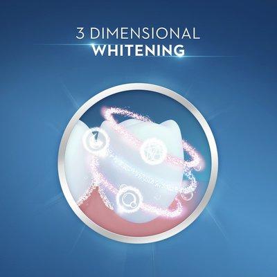 Crest , Whitening Toothpaste Radiant Mint
