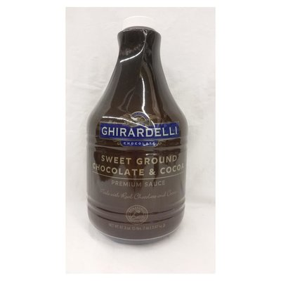 Ghirardelli Case Of Sweet Chocolate Sauce