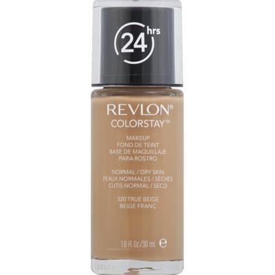 Revlon Makeup, Natural Finish, True Beige 320, SPF 20