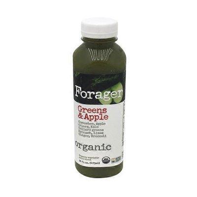 Forager Organic Vegetable Juice Blend