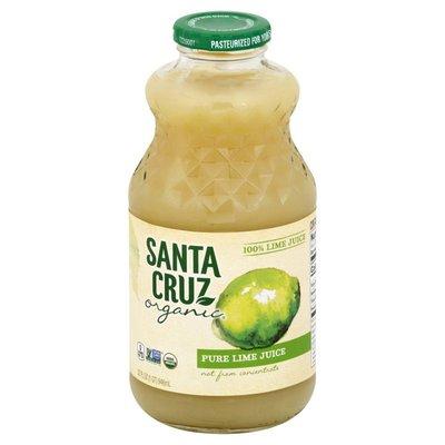 Santa Cruz Lime Juice, Pure