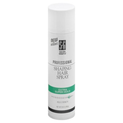 Salon Grafix Professional Shaping Hair Spray Extra Super Hold