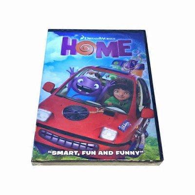 DreamWorks Home DVD