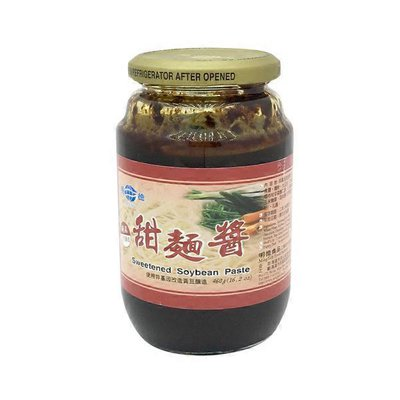 M.D. Sweetened Soy Bean Paste