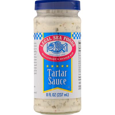 Legal Sea Foods Tartar Sauce
