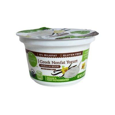 Simple Truth Organic Vanilla Bean Nonfat Greek Yogurt
