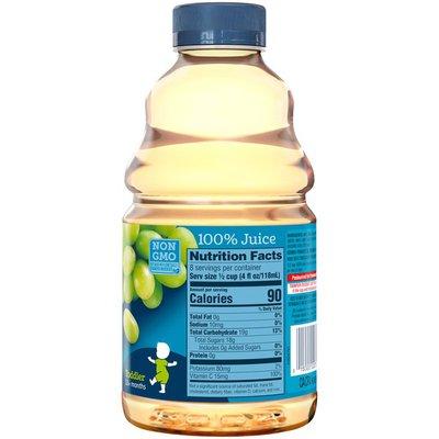 Gerber White Grape Juice