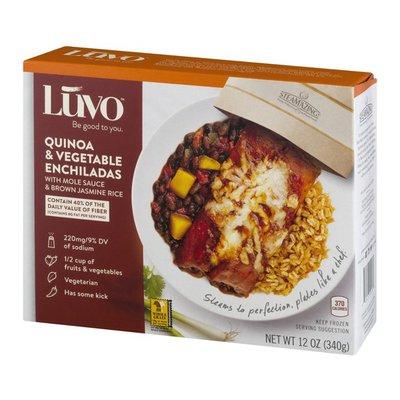 Luvo Enchiladas Quinoa & Vegetable
