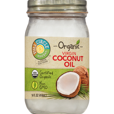 Full Circle Market Virgin Coconut Oil