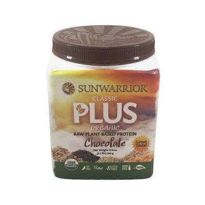Sunwarrior Raw Plant-based Protein Chocolate