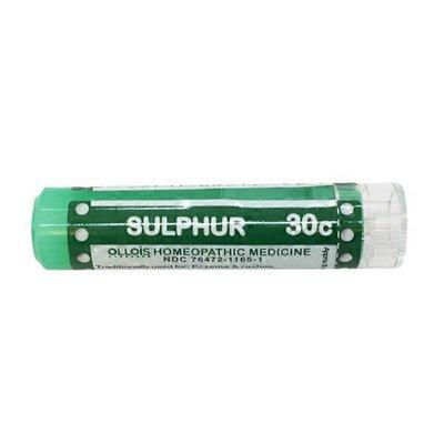 Ollois Sulphur 30c Pellets