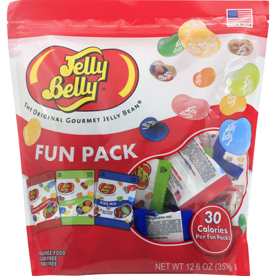 Jelly Belly Jelly Beans, Fun Pack