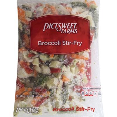 Pictsweet Broccoli Stir-Fry