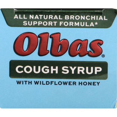 Olbas Cough Syrup, Honey & Herbs