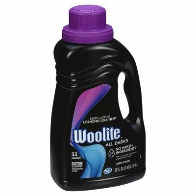 Woolite Laundry Detergent, All Darks