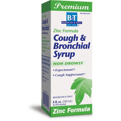 Nature's Way Cough & Bronchial with Zinc