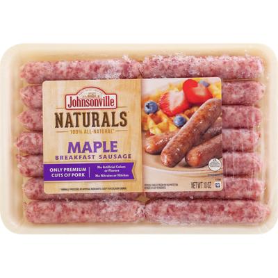 Johnsonville Breakfast Sausage, Maple