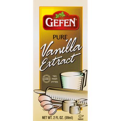 Gefen Vanilla Extract, Pure