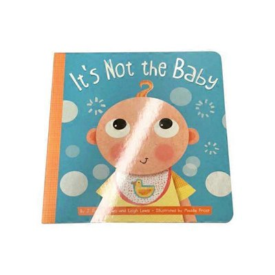 Amicus Ink It's Not the Baby Board Book