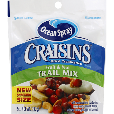 Ocean Spray Fruit & Nut Trail Mix