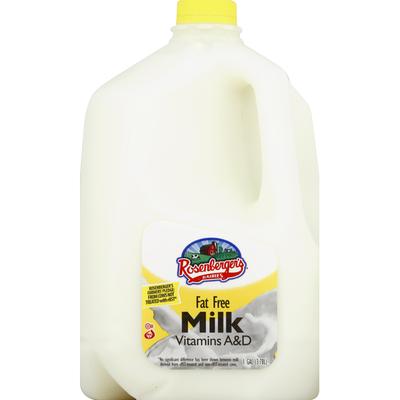 Rosenberger's Milk, Fat Free