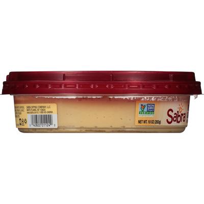 Sabra Roasted Garlic Hummus
