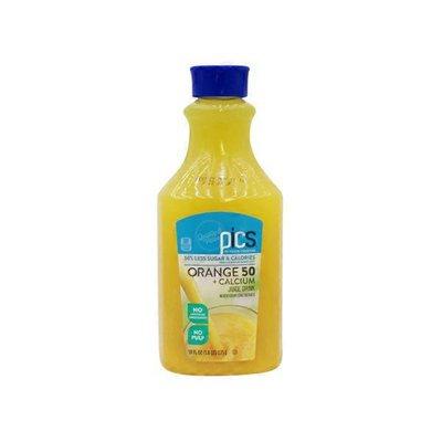 PICS No Pulp Orange 50 Juice With Calcium