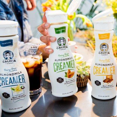 Califia Farms Unsweetened Creamer