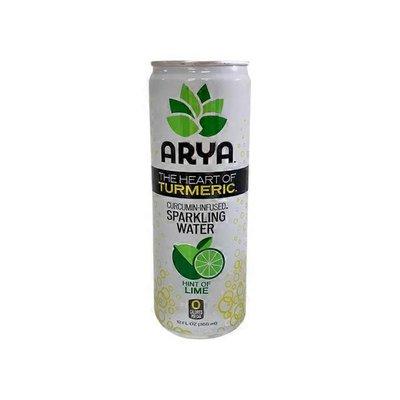 Arya Lime Sparkling Water